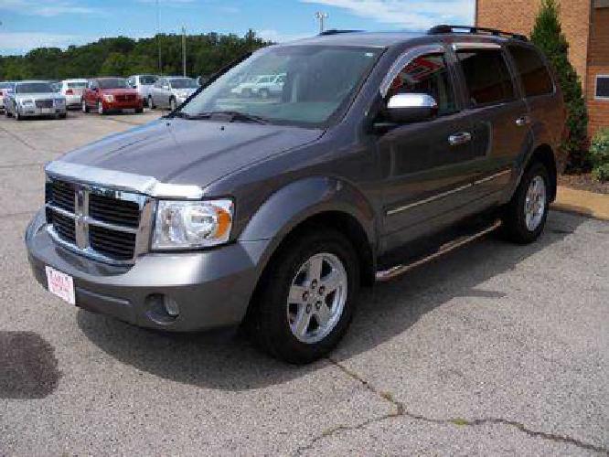$14,995 2007 Dodge Durango SLT 4x4 - HEMI - Mineral Gray -76K Mi.
