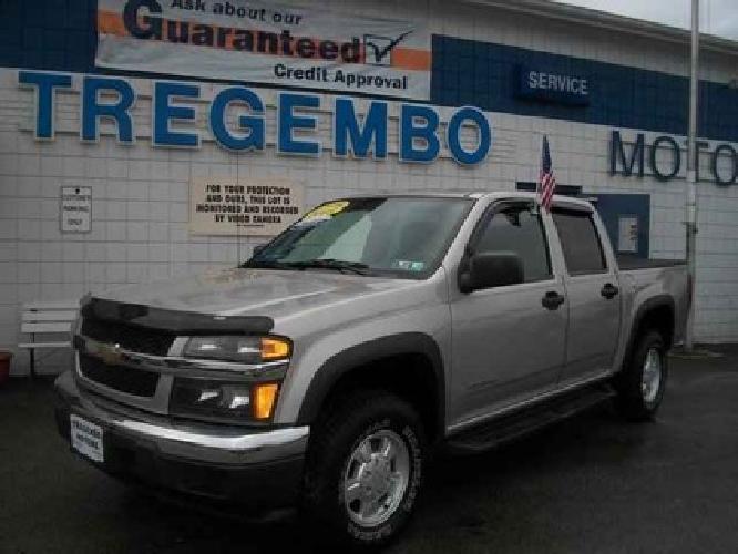 $14,997 2005 Chevrolet Colorado 4x4 1SE LS Z71