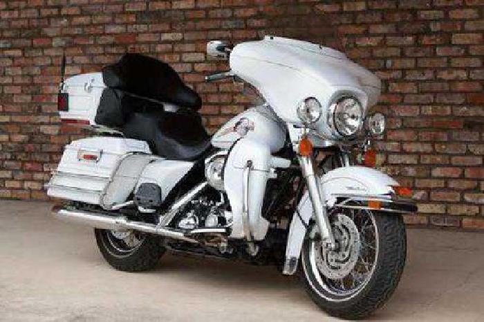 $14,999 2007 Harley-Davidson® FLHTCU Ultra Classic® Electra Glide®