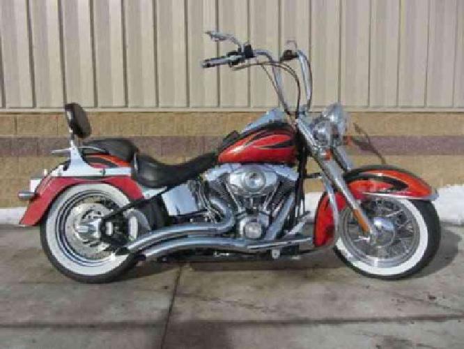 $14,999 2009 Harley-Davidson FLSTN Softail Deluxe