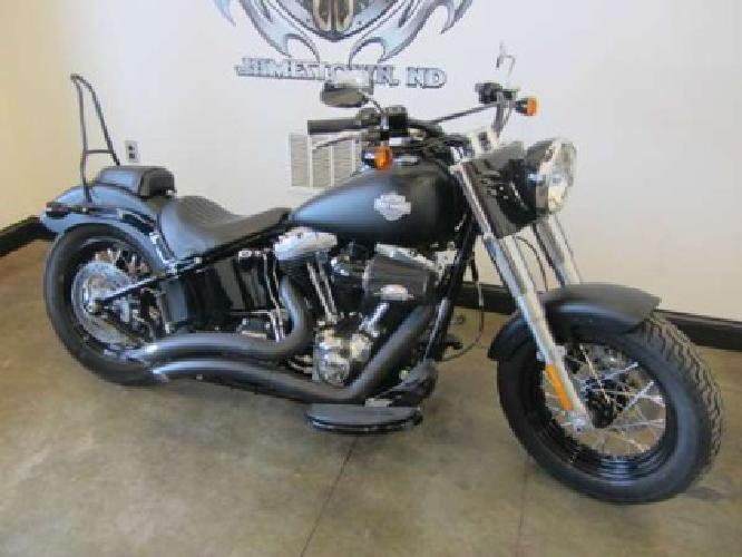 $14,999 2012 Harley-Davidson FLS Softail Slim
