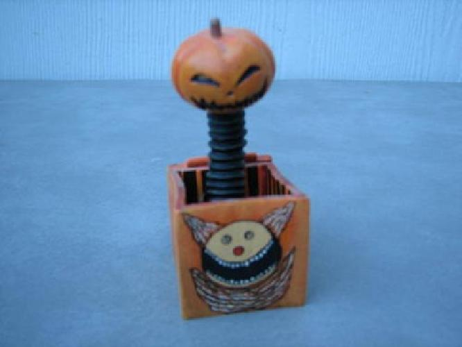 14 Nightmare Before Christmas - Jack-in-the-Box for sale in Felton ...