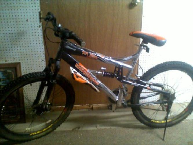 150 26 Mens Mongoose Xr250 21 Speed Mountain Bike For Sale In