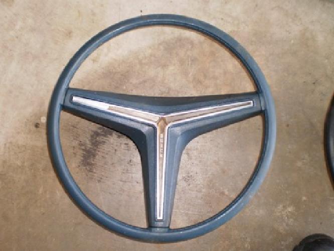 $150 972 Buick Riviera Gs Stage 1 Steering Wheel 72 455 Rare Oem