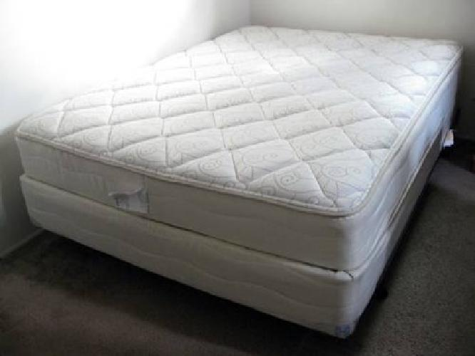 150 bed queen size sealy summer grove like new paid - Queen Size Mattress For Sale