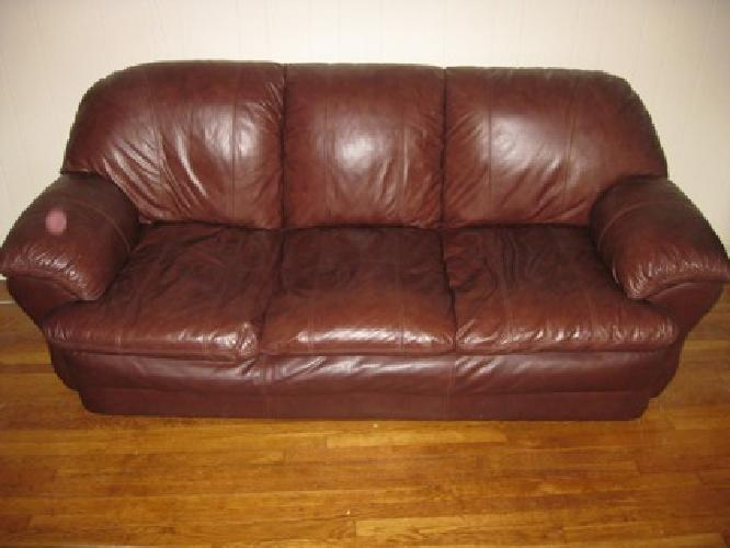 $150 Couch,leather