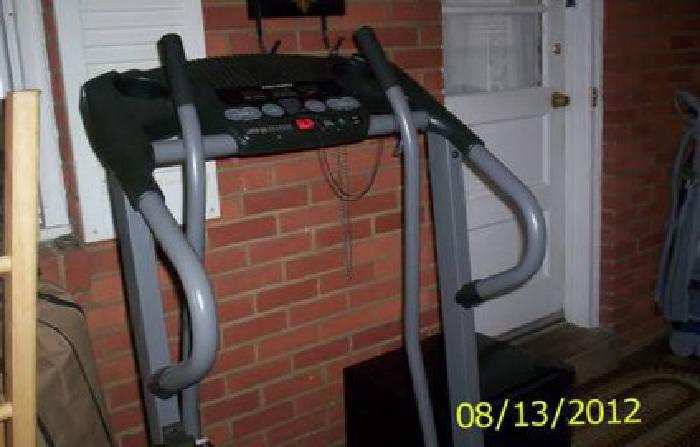 $150 Crosswalk proform elec. 330 treadmill.$