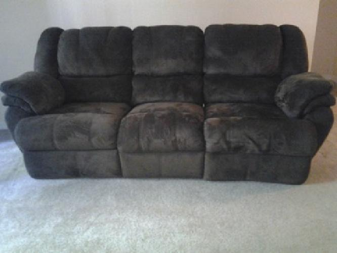 $150 Dual Reclining Sofa and Reclining Chair