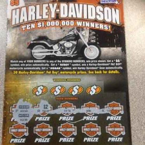 150 harley davidson mass lottery prize pack for sale in foxborough massachusetts classified. Black Bedroom Furniture Sets. Home Design Ideas