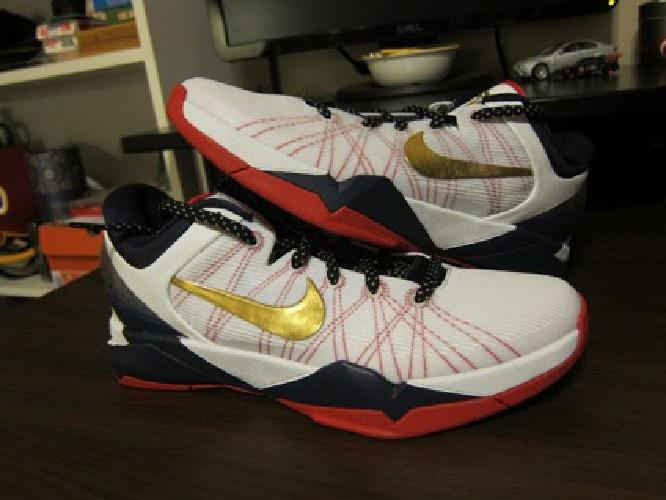 $150 Kobe VII Gold Medal