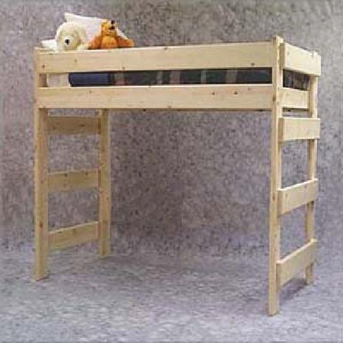 Full Size Wood Loft Bed 28 Images Premium Metal Full Size Loft Bed With Wood Workstation