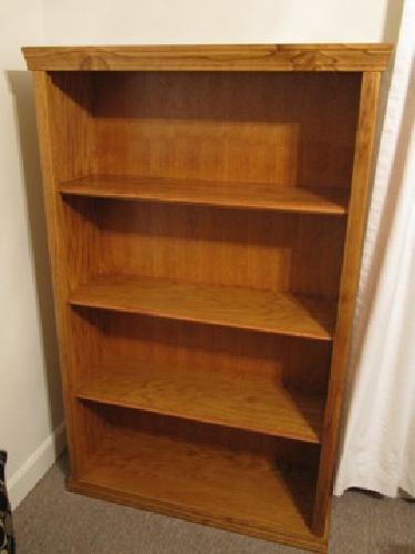 $150 OBO Beautiful Solid Pine Bookshelf