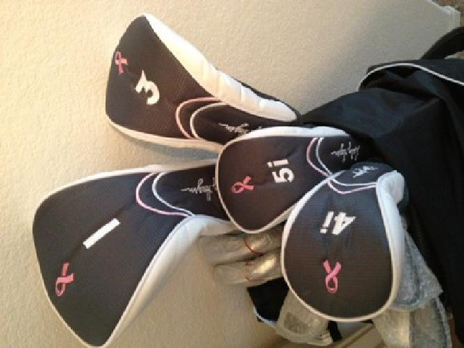 150 Obo Brand New Lady Hagen Inspired Complete Golf Set