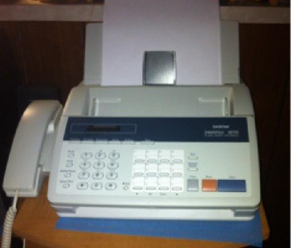 $150 OBO Brother intellifax 1270