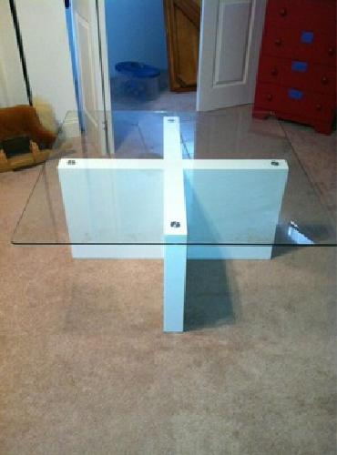$150 OBO Glass Table-Must go-Great Shape