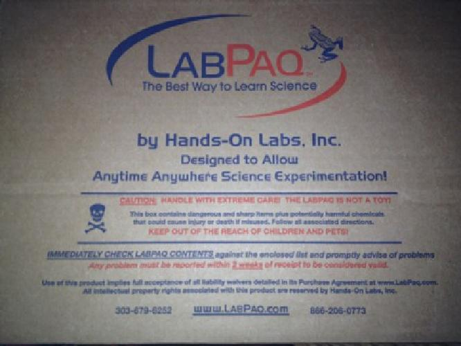 labpaq lab 4 liquids and solids