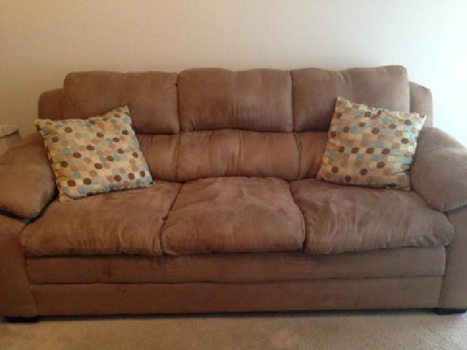 150 Obo Suede Sofa For Sale In Baton Rouge Louisiana Classified