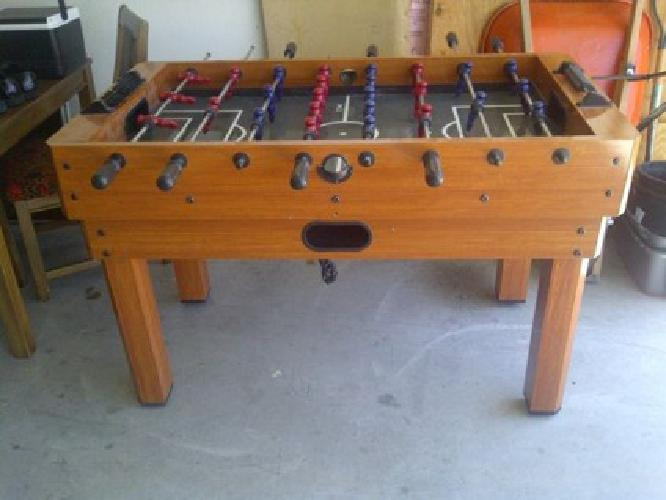 150 Obo Xi Sports Game Table For Sale In Rowlett Texas
