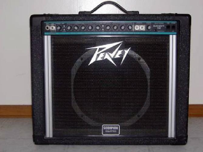 150 peavey bandit 112 guitar combo amp 80 watts ina oracle for sale in tucson arizona. Black Bedroom Furniture Sets. Home Design Ideas