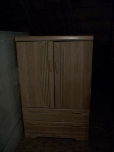 $150 Solid Wood Armoire