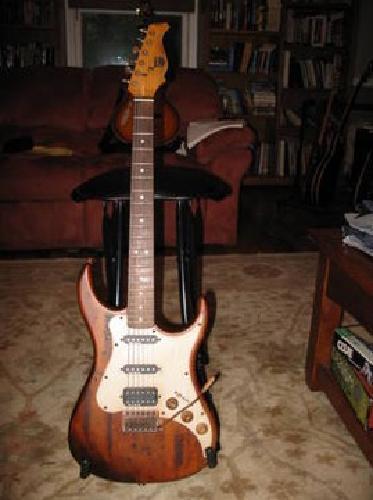 $150 Super Strat Guitar with Gig Bag