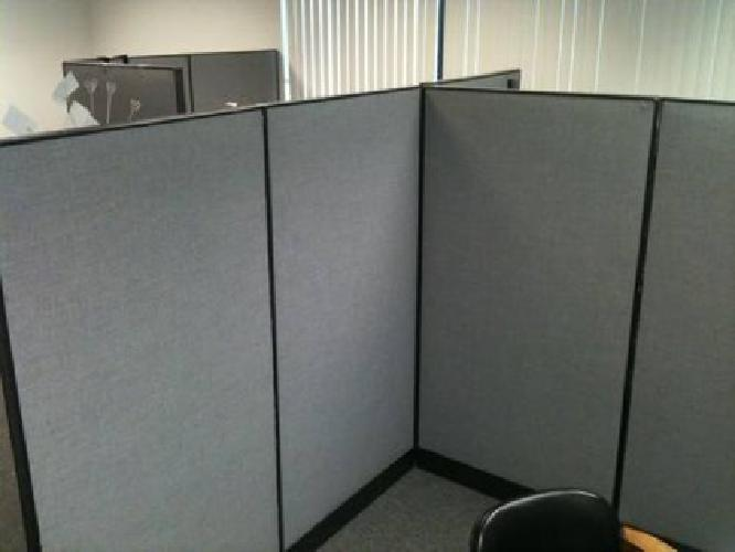 150 used office partitions divider panels for sale in folsom