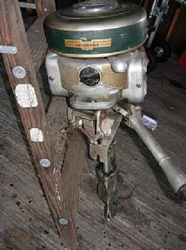 150 Vintage 50 39 S Evinrude 4 Hp Lightfour Outboard Motor