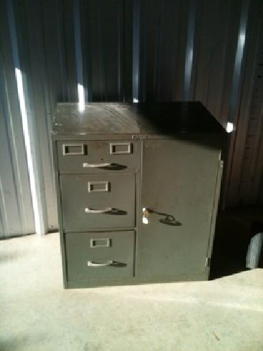 150 Vintage Sears And Roebuck File Cabinet Safe For Sale