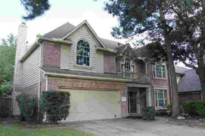 15926 Luxembourg Drive Houston Four BR, New Holiday Price