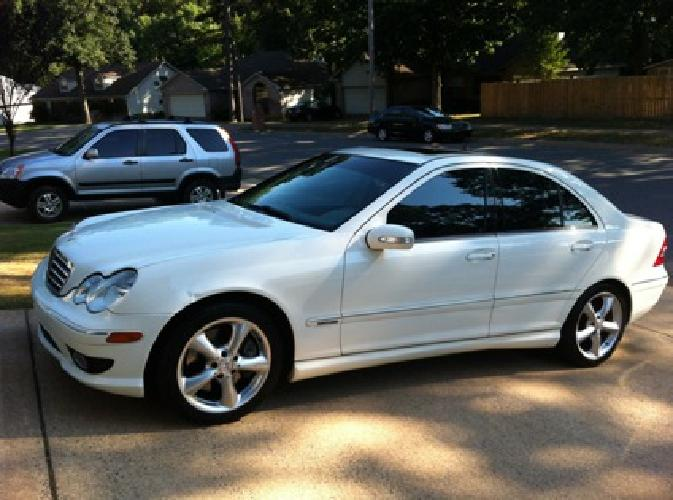 15 000 2005 mercedes c230 kompressor sport for sale in little rock arkansas classified. Black Bedroom Furniture Sets. Home Design Ideas