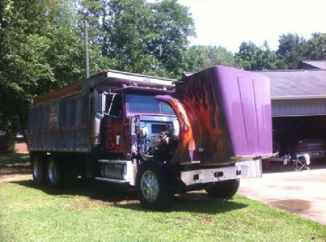 15 000 obo 1989 international tandum dump truck for sale in kannapolis north carolina. Black Bedroom Furniture Sets. Home Design Ideas