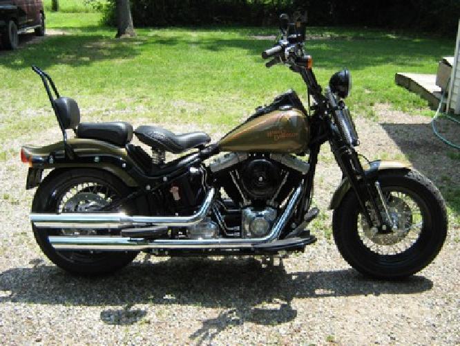 Harley Davidson Crossbones For Sale In Michigan