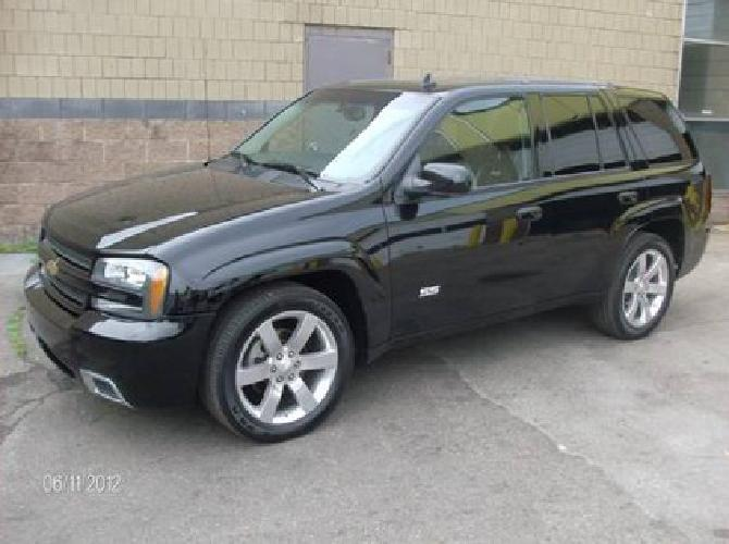 15 500 2006 chevy trailblazer ss for sale in canton michigan classified. Black Bedroom Furniture Sets. Home Design Ideas