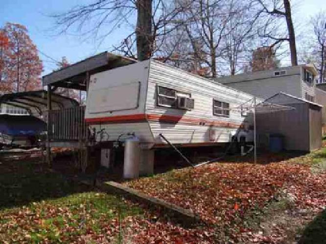 $15,500 Camp at Wildridge RV Resort (Patoka Lake) (Birdseye