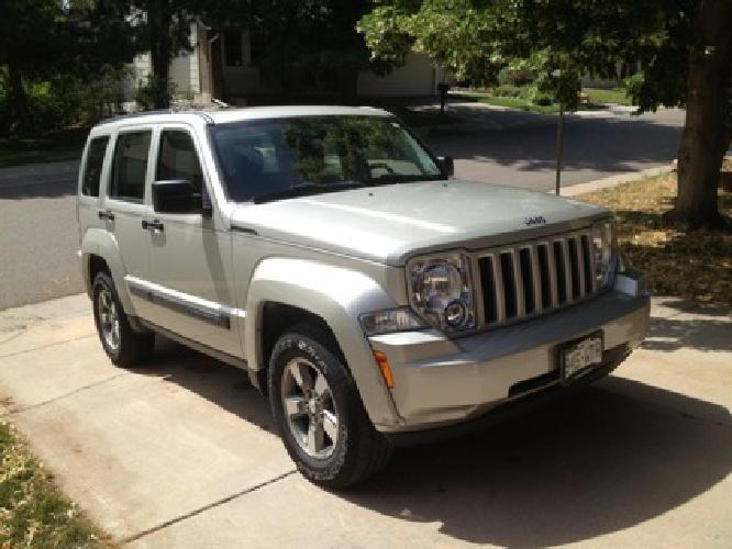 $15,500 OBO 2008 Jeep Liberty Sport