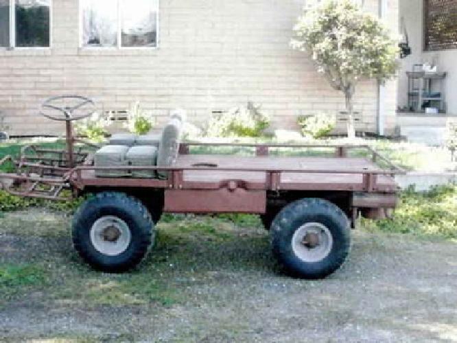 $15,500 US Platform Military Mule