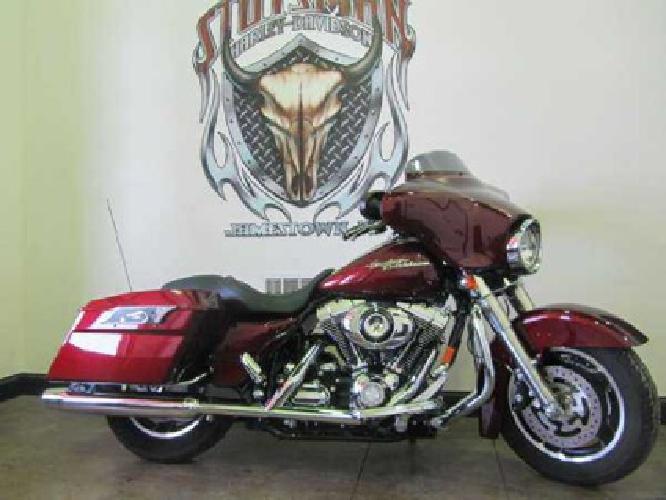 $15,799 2008 Harley-Davidson FLHX Street Glide