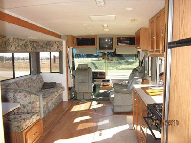 $15,800 OBO 1996 Winnebago, Advanture priced to sell! Ready 2 head to the races, camping or