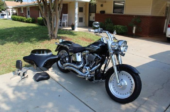 15 899 2008 Harley Davidson Fat Boy Custom For Sale In