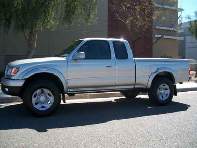 15 900 used 2004 toyota tacoma for sale for sale in phoenix arizona classified. Black Bedroom Furniture Sets. Home Design Ideas