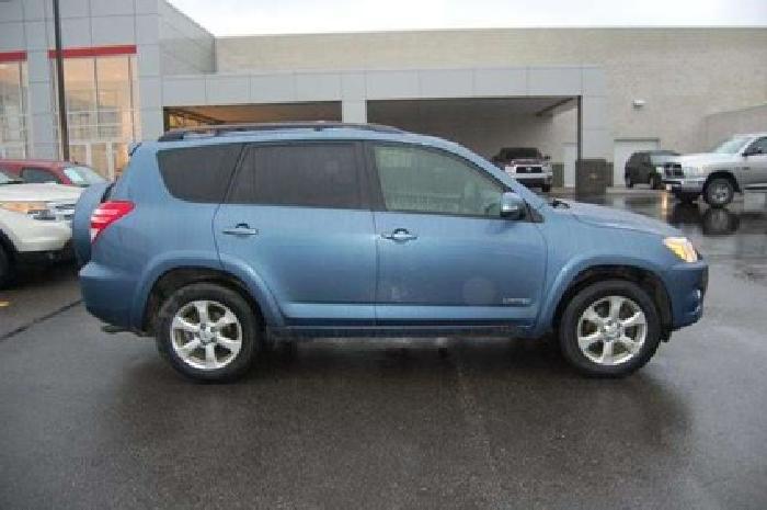 $15,903 2009 Toyota RAV4 Ltd