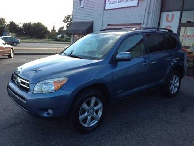 $15,977 2008 Toyota RAV4 Ltd