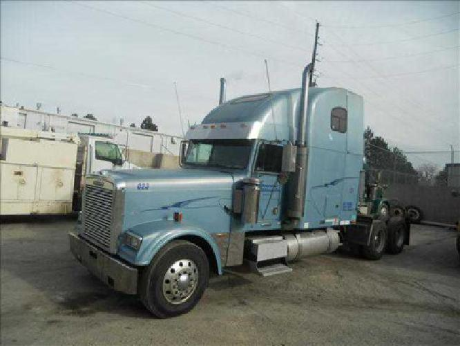 $15,995 Used 1999 Frightliner Classic XL for sale.