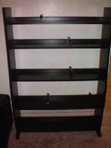 15 Obo Black Dvd Storage Shelves For Sale In Norman Oklahoma Classified