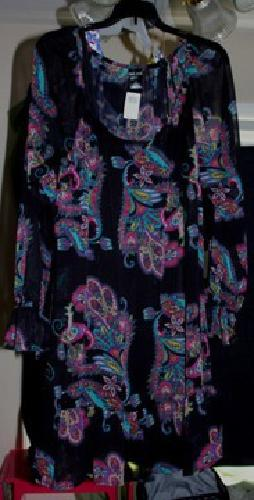 $15 OBO Wet Seal Paisley Dress ( Would look amazing with cowgirl boots)