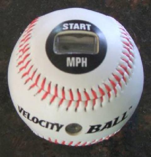 $15 Test-Your-Speed Baseball