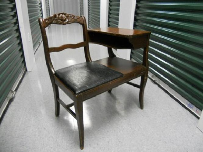 160 Antique Telephone Chair For Sale In Wilkes Barre
