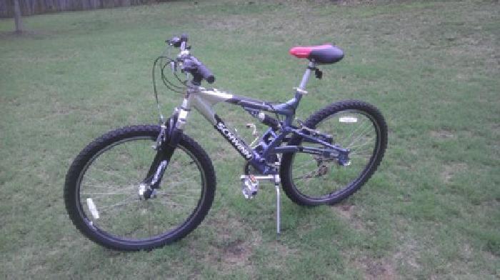 cfb7330afea $160 OBO Schwinn S-25 Full Suspension Mountain Bike for sale in ...