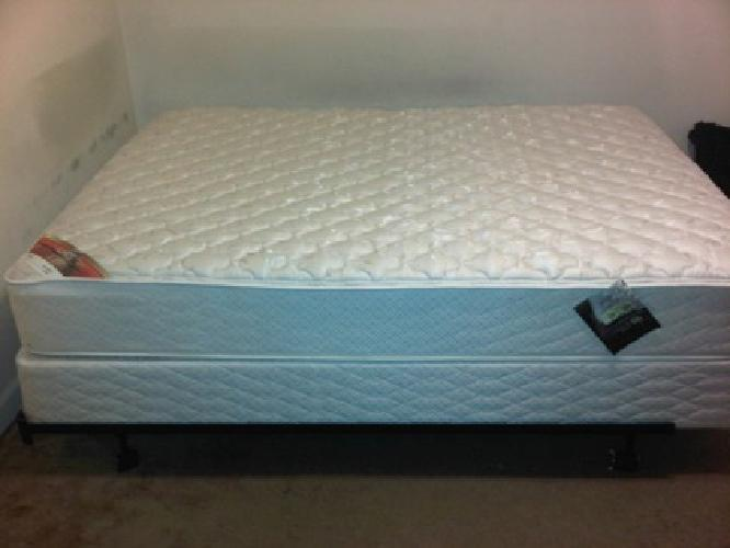 160 Serta Sertapedic Queen Mattress And Boxspring For Sale In