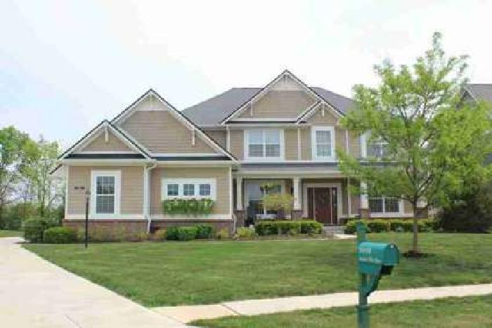 16468 Overlook Park Place Noblesville Five BR, Stunning home in